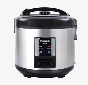 harga Rice Cooker Panasonic 3 in 1 Anti Lengket   SR-CEZ18SSR Tokopedia.com