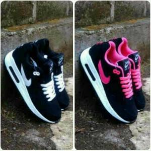 Jual Sepatu Couple Nike Airmax Keren Cewek Cowok Murah Keren Lucu