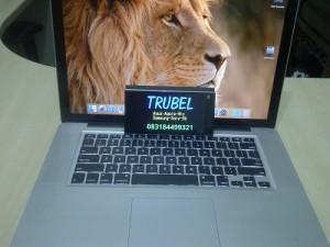 harga Apple Macbook Pro MC721 / Second 15inc / Garansi Tokopedia.com