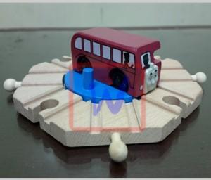 harga Mainan Kayu Kereta Api Magnet - Thomas and Friends - Bertie Tokopedia.com