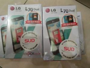 LG L70 Dual D325 Garansi Resmi 1 tahun