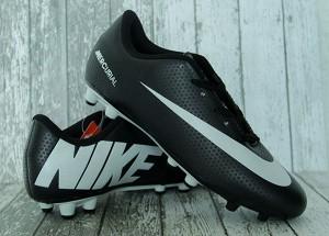 Sepatu,Bola,Futsal,Adidas,Puma,Olahraga,Nike Mercurial Vapor IX Hitam