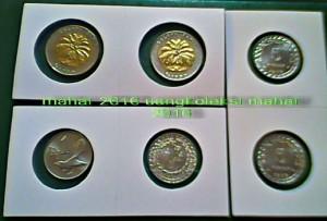 MAHAR 2016 paket uang koin kuno,lama, lawas jadul,koleksi