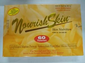 Nourish Skin isi 60 kaplet - Skin Nutrition
