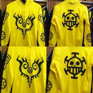 Sweater Law Dressrosa One Piece