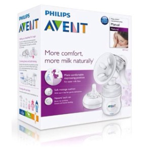harga PHILIPS AVENT Natural Comfort Manual Breastpump Tokopedia.com