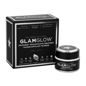 [FULL JAR / BOX ] GLAM GLOW HITAM (Youth Mud Mask ) ORIGINAL