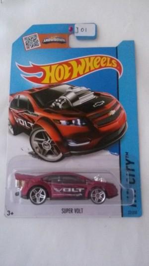 Hot wheels SUPER VOLT