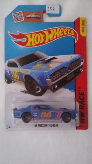Hot wheels '68 MERCURY COUGAR