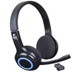 Headphone/Headset wireless logitech H600 garansi resmi 1 tahun
