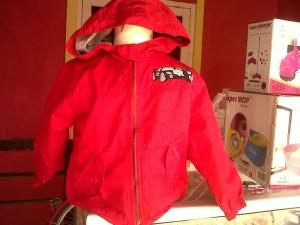 harga Jaket switer anak laki2 Red car brand Little M ori @Matahari mall Tokopedia.com