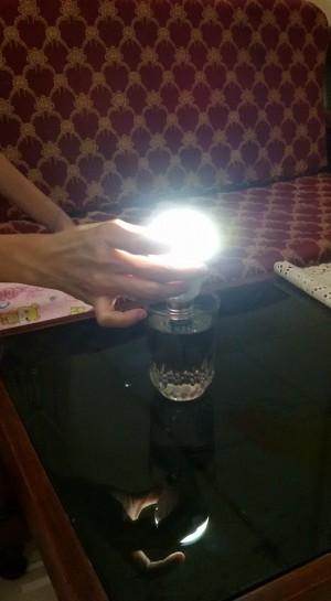 harga Lampu LED Emergency STARK ( Bisa dinyalakan pakai tangan ) Tokopedia.com