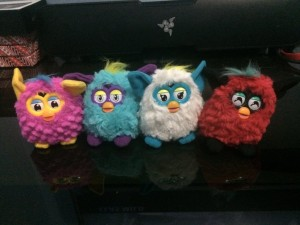 harga Happy Meal McDonald Furby Luar Negri - 4 Pcs Tokopedia.com