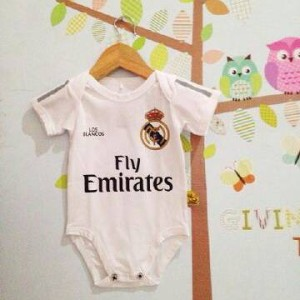 Jumper Bola Real Madrid Home 15/16