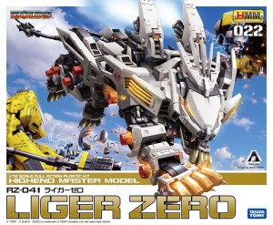 harga Kotobukiya Zoids 1/72 RZ-041 Liger Zero (Type Zero) Tokopedia.com