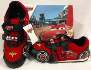 harga Sepatu anak - Disney Racing Cars - Red Black black (Sz.31-35) Tokopedia.com