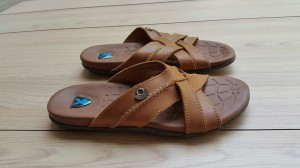 harga Sandal Casual PLAYBOY - Coklat & Hitam Tokopedia.com