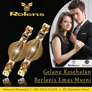 Rolens Magnetic Health Bracelet (Couple)