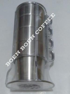 harga Coffee Cup / Gelas Kopi Stainless Susun + Rak (Isi 4) Tokopedia.com