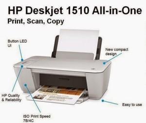 harga Printer HP Deskjet 1510 (print,scan & copy) Tokopedia.com