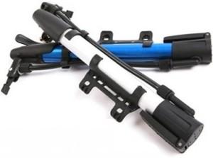 Pompa Ban Sepeda Mini Portable tidak perlu kuatir ban kempes