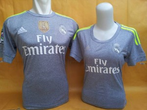 Jersey Couple Real Madrid Away 2015/2016