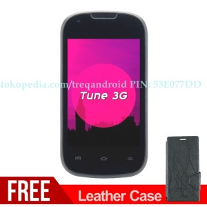 Smartphone Android Murah Berkualitas TREQ Tune 3G Putih Ready BBM