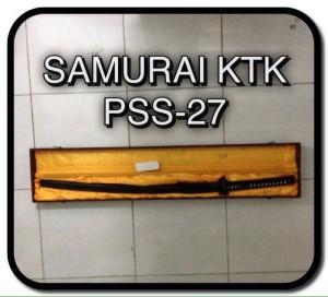 harga PEDANG SAMURAI KATANA PSS-27 ,RONIN BLACK-TAJAM Tokopedia.com