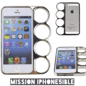 harga Knuckle Case Iphone 5 5s - Silver Tokopedia.com