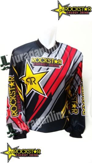 harga Jersey / Baju Motocross ROCKSTARS [IMPORT] Tokopedia.com