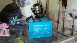 harga rell DAIWA STRIKEFORCE 2500 Tokopedia.com