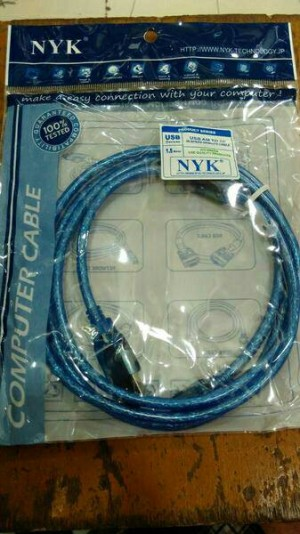 Kabel USb stik Ps3 / kabel USB stick Ps3 panjang 1,5 meter
