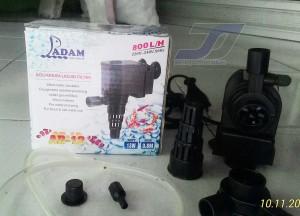 harga ADAM AD-12 / AD12 - Mesin Pompa Filter Aquarium Aquascape Kolam Ikan Tokopedia.com