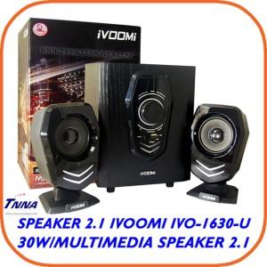 iVOOMi IVO 1630U Speaker - Hitam