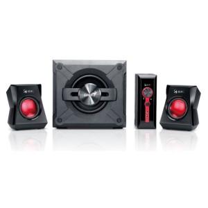 Genius Speaker SW-G 2.1 1250 Gaming Speaker - Hitam