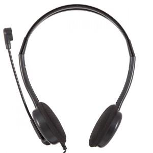 Genius Headset HS-200 C - Black