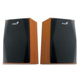 GENIUS Speaker USB Power Wood SP-HF150