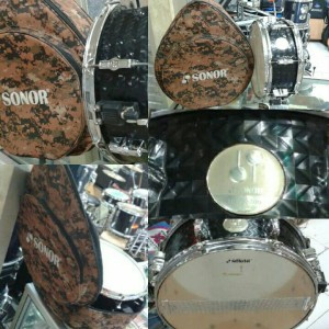 harga Snare drum SONOR 2005 Tokopedia.com
