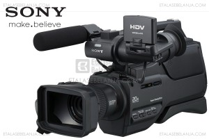 SONY HVR-HD1000P - HDV PROFESSIONAL HANDYCAM
