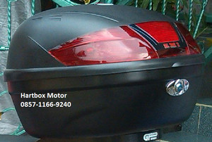 Box Motor KMI 501 Warna Hitam