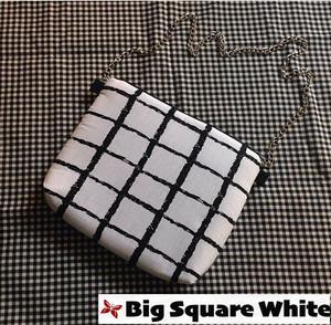 Kode mono BigSquare White
