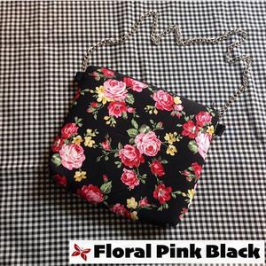 Kode Floral Pink Black