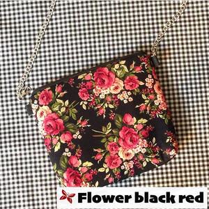 Kode Flower Black Red