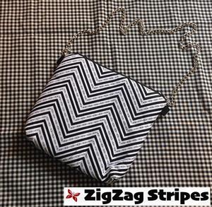 Kode mono ZigZag Stripe