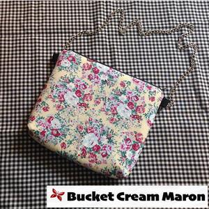 Kode Bucket Cream Maron