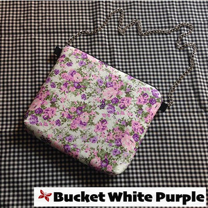 Kode Bucket White Purple