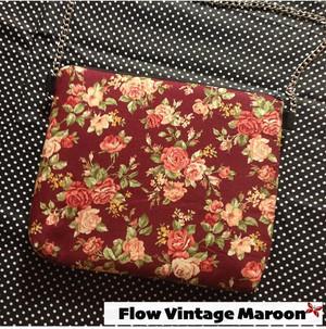Kode Flow Vintage Maroon