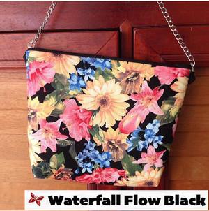 Kode Waterfall Flow Black