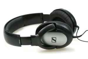Sennheiser Headphone HD 201 Black