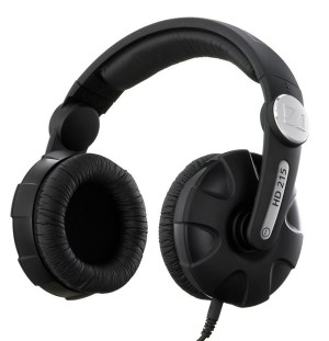 Sennheiser Headphone HD 215-II-DJ Sound Hitam